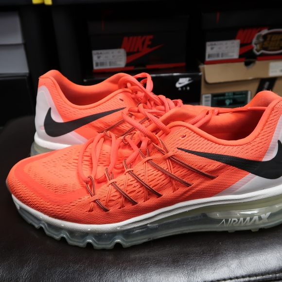 best sneakers e885f 8cb27 Nike Shoes | Air Max 2015 Crimson Size 9 | Poshmark